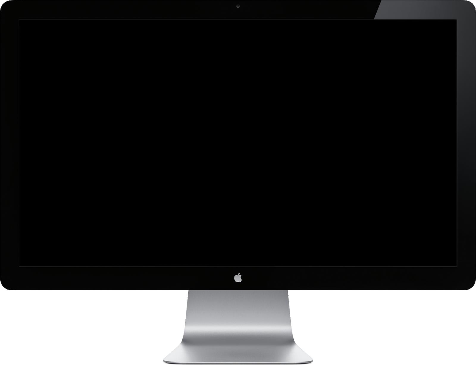 iMac Carousel Frame